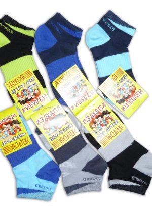 носки укороченные для мальчика
