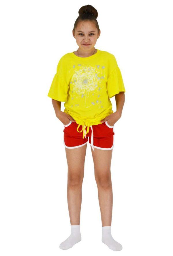 шорты подростковые