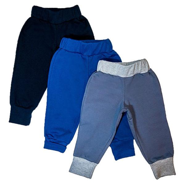 штаны простые детские
