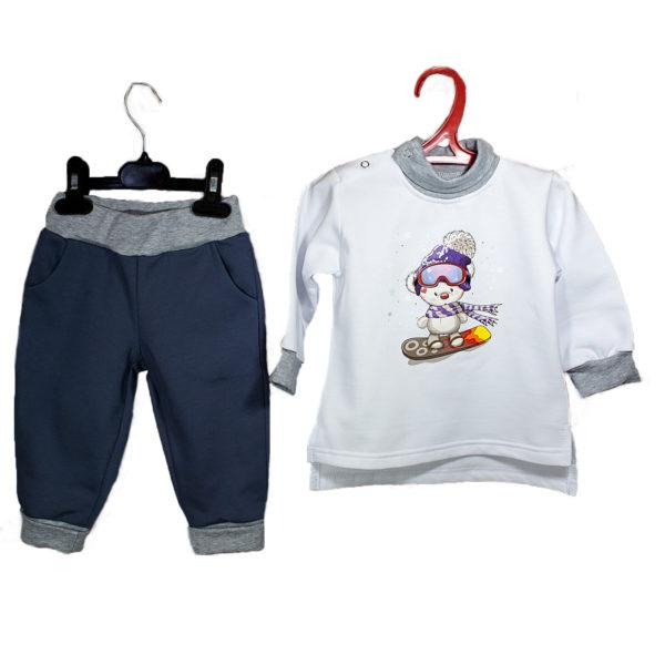 костюм детский теплый
