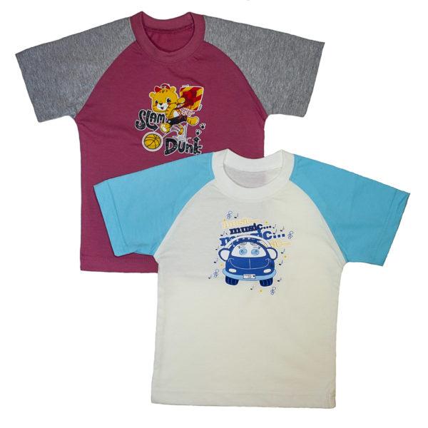 футболка для мальчиков