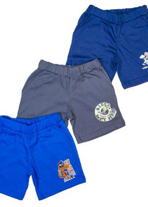 шорты для мальчика с карманами