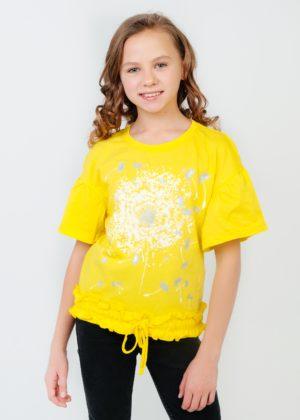 подростковая футболка