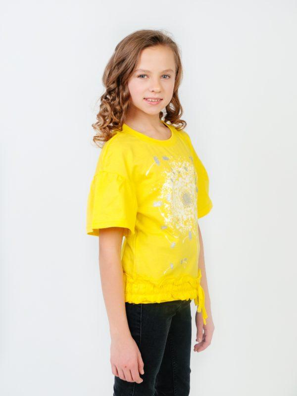 футболка для девочки