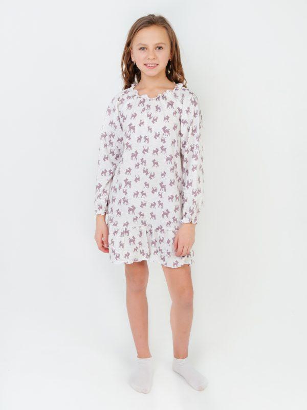 детская ночная сорочка