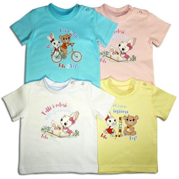 футболка для малыша