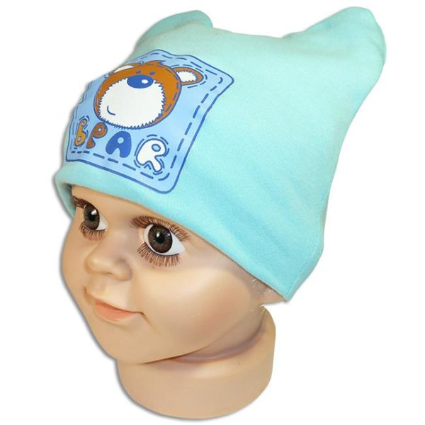 шапочка детская