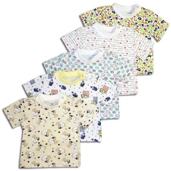 футболка для младенца