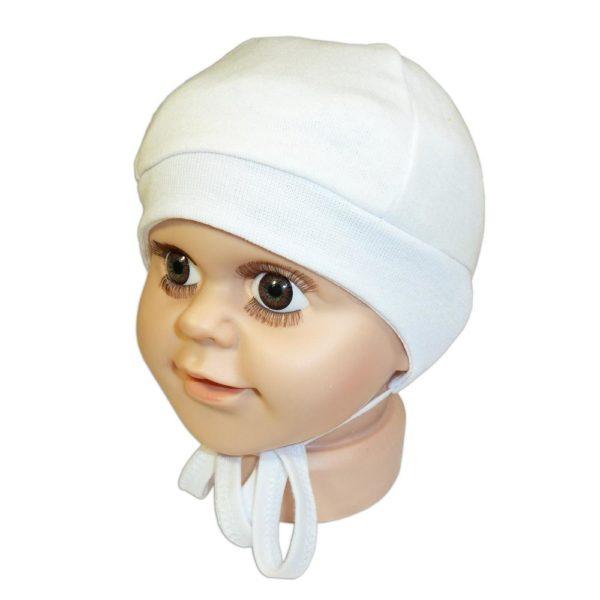 шапочка детская с ушками