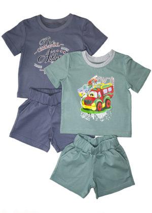 костюм для мальчика детский актив