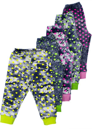 детские штаны для девочки цветные
